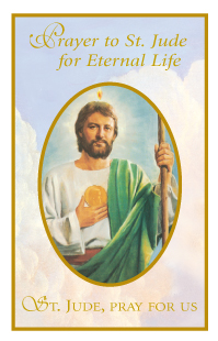 A Prayer to St. Jude for Eternal Life